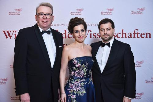 Alice Vadrot (Uni Wien), Michael Bernhard (NR-Abgeordneter)