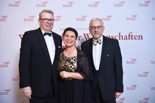 Susanne Schicker (Wien Holding), Rudolf Schicker (Institut für den Donauraum und Mitteleuropa)