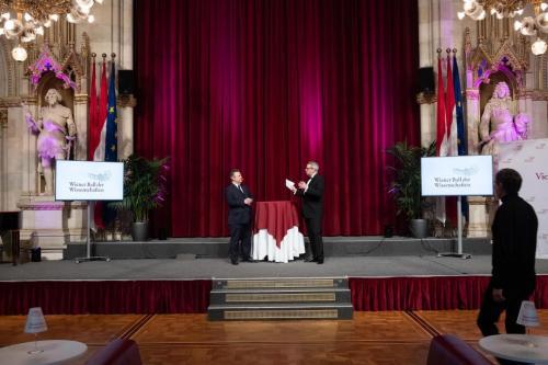 Bürgermeister Ludwig beantwortet Fragen zu den großen Krisen der Gegenwart: Klimakrise und Coronavirus
