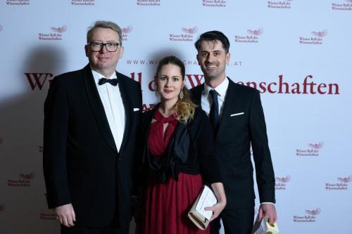 Martina und Bernd Bickel (IST Austria, Tech-Oscar-Gewinner 2019)
