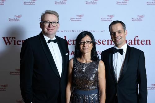 Josefina (Wirtschaftsagentur Wien) und Georg (IST Austria) Schneider