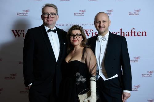 Lilli Hollein (Vienna Design Week) und Norbert Kettner (Wien Tourismus)