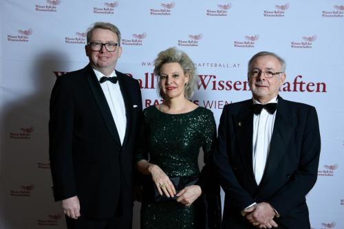 Lydia und Oliver Rathkolb (U Wien)