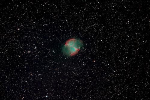 Planetarischer Nebel M27